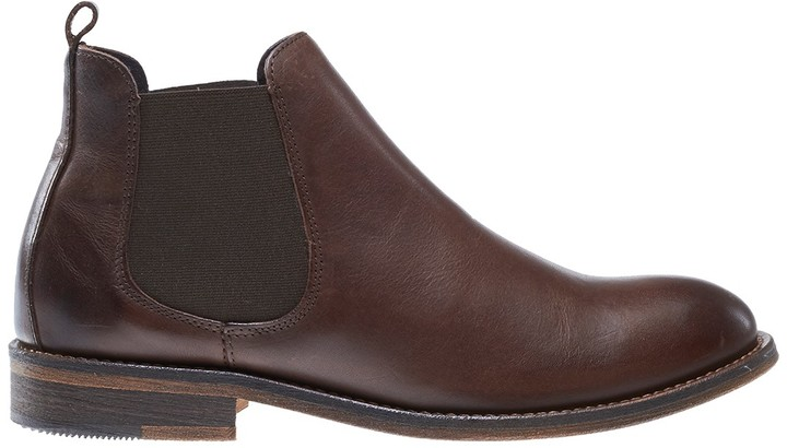 Wolverine Jean Leather Chelsea Boot