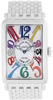 Franck Muller Color of Dreams 952QZ Stainless Steel 36mm Unisex Watch