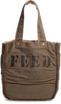 FEED 1 Bag Burlap Tote