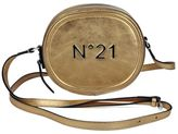 N°21 N 21 Logo Studded Shoulder Bag