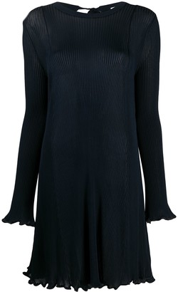 Chloé Ribbed Knitted Dress