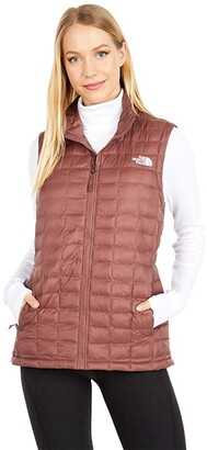 The North Face ThermoBall Eco Vest (TNF Black) Women's Vest