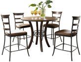 Hillsdale Furniture Cameron 5-pc. Round Dining Set