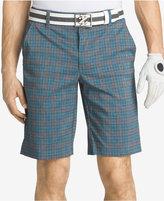 Izod Men's Plaid Golf Shorts