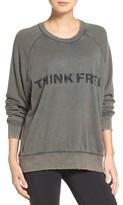 Free People Women's Rough & Tumble Sweatshirt