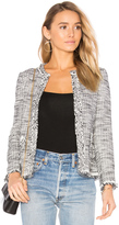 Rebecca Taylor Boucle Tweed Jacket