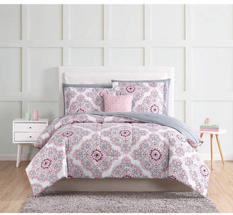Style 212 Shirley 10-Pc. Queen Bed in a Bag Bedding