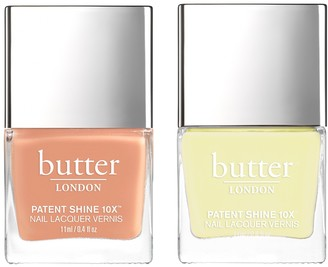 Butter London Patent Shine Sheen Nail Polish - Set of 2