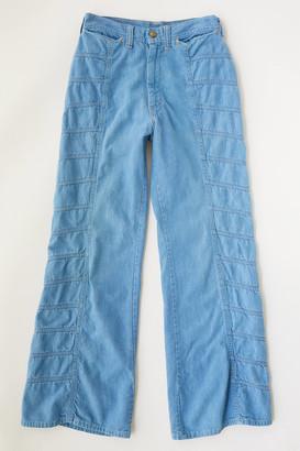 Urban Renewal Vintage Vintage 70s Paneled Jean