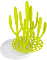 Boon SPRIG Countertop Drying Rack - Green