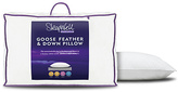 Slumberdown Sleepwell Goose Feather and Down Pillow