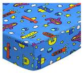 BABYBJÖRN SheetWorld Fitted Sheet (Fits Travel Crib Light) - Kiddie Transport - Made In USA - 24 inches x 42 inches (61 cm x 106.7 cm)