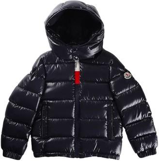 Moncler Dumon Jacket With Blue Hood