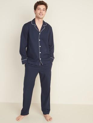 Old Navy Poplin Pajama Set for Men
