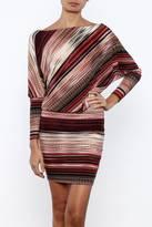 Veronica M Dolman Long Sleeve Dress