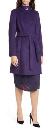 BOSS Casenosa Wool & Cashmere Coat