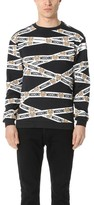 Moschino Underbear Taped Sweatshirt