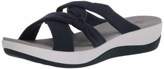 Clarks Women's Arla Rae Slide Sandal