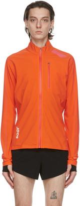 Soar Running Orange All-Weather 2.0 Jacket