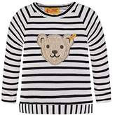 Steiff Girl's 1/1 Arm Sweatshirt