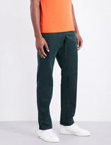 Tommy Hilfiger Denton relaxed-fit straight stretch-cotton chinos
