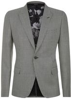 Alexander Mcqueen Dogtooth Double Breasted Jacket