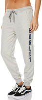 Hurley Oxford Womens Trackpant Grey