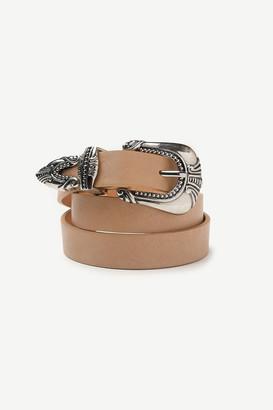 Ardene Western Faux Leather Belt