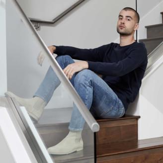 DSTLD Skinny-Slim Jeans in Seven Year Wash