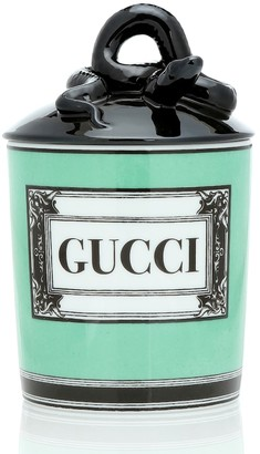 Gucci Herbosum logo candle