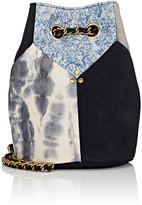 Jerome Dreyfuss WOMEN'S POPEYE MINI SHOULDER BAG