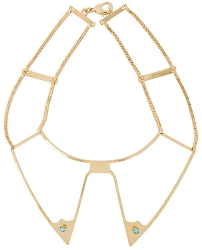 Golden Goose collar necklace