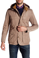 Barbour Weatherproof Jacket with Removable Hood