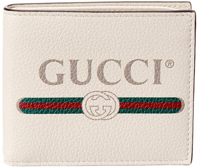 b3cea8e339702d Gucci White Men's Wallets - ShopStyle