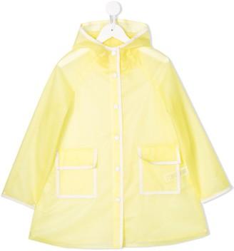 Bonpoint Hooded Rain Coat