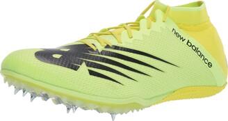 New Balance Men's Short Distance 100 V3 Spike Running Shoe