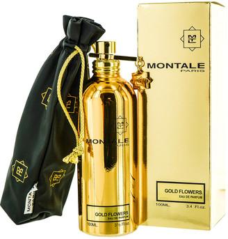 Montale 3.3Oz Gold Flowers Eau De Parfum Spray