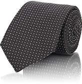 Barneys New York Men's Micro-Dot Jacquard Necktie