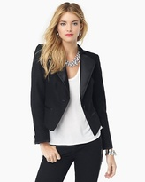 Juicy Couture Wool Melton Blazer