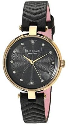 Kate Spade Annadale - KSW1546 (Black) Watches