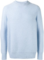 N.Peal Waffle jumper - men - Cashmere - XL