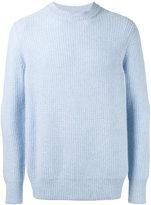 N.Peal Waffle sweatshirt