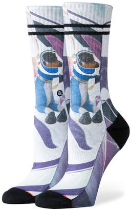 Stance Space Dog Socks