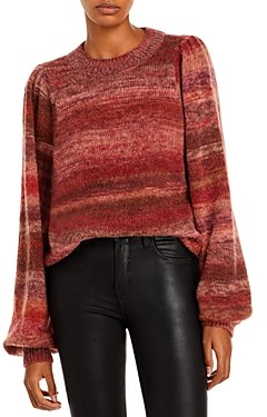 Just Female Dreas Space Dyed Sweater
