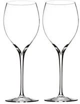 Waterford Elegance Set of 2 Fine Crystal Chardonnay Glasses