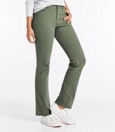 L.L. Bean L.L.Bean Women's 1912 Jeans, Favorite Fit Straight-Leg