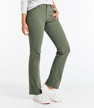 L.L. Bean Women's 1912 Jeans, Favorite Fit Straight-Leg
