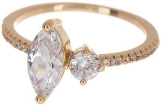 Marquis Circle Ring