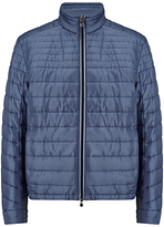 Hugo Boss Boss Green Jeon Quilted Jacket, Open Blue