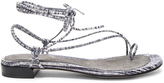 Stuart Weitzman Leather Nieta Sandals